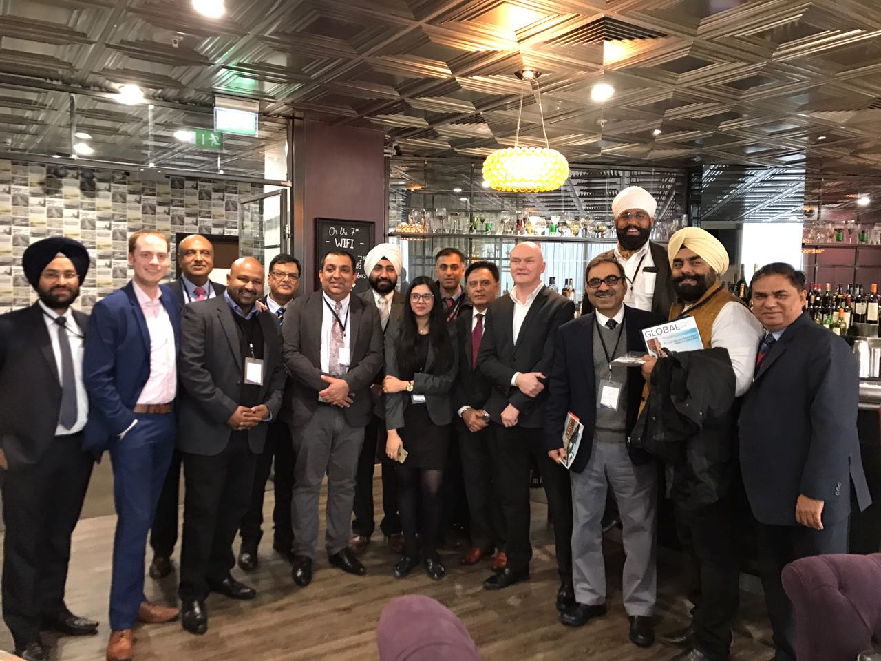 Chandigarh IT CEO Mission UK 2017