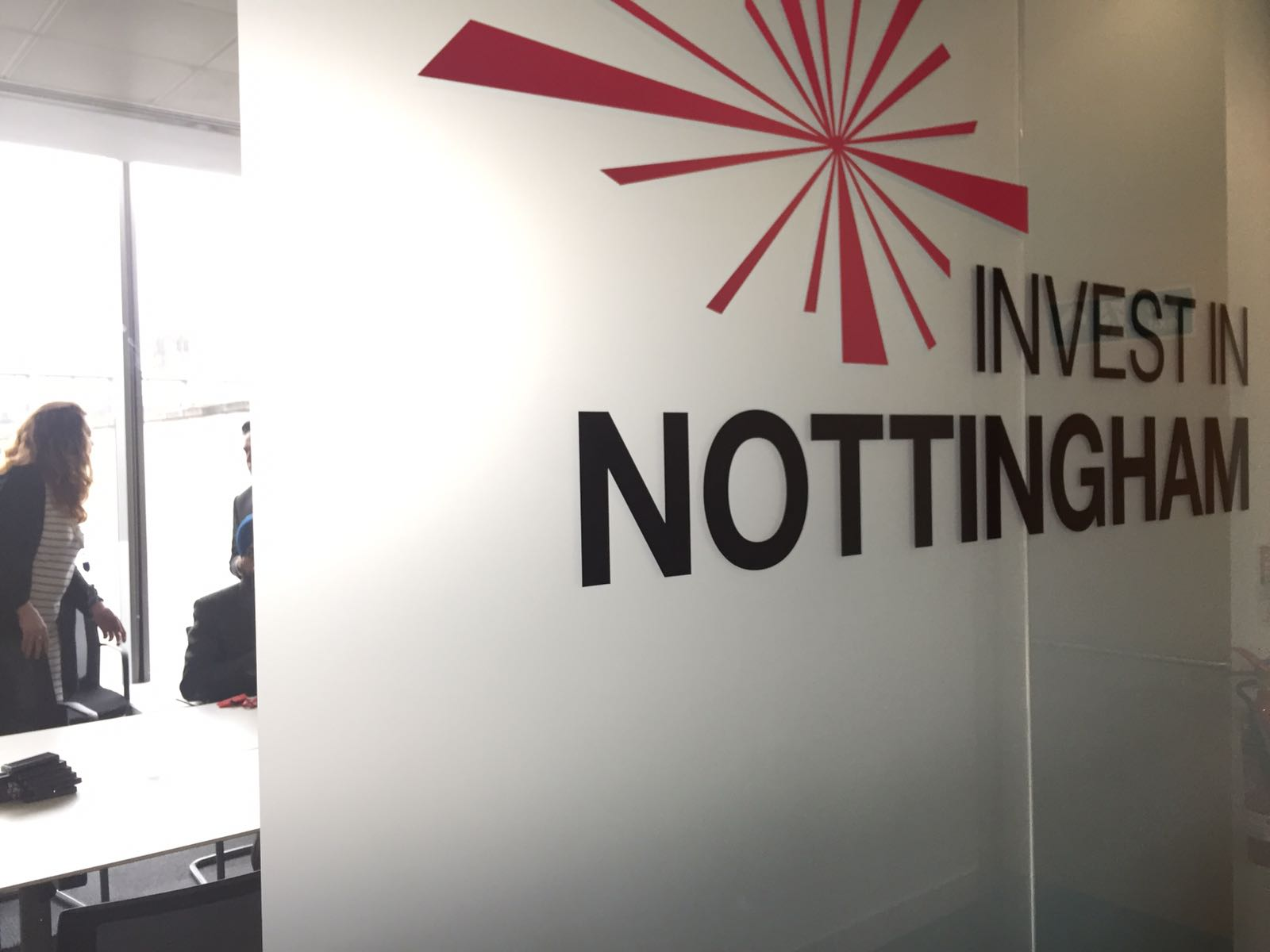 Invest in Nottingham