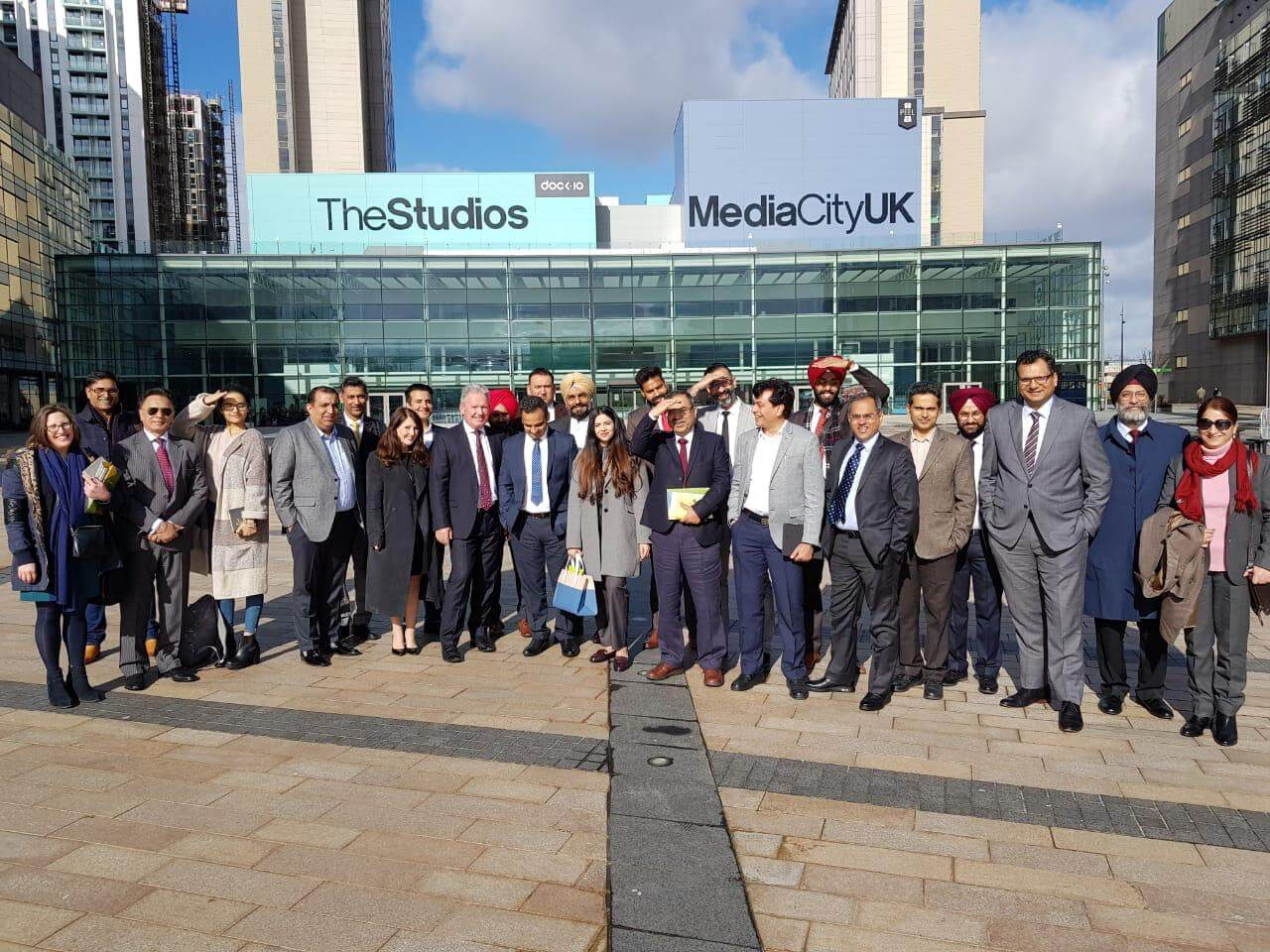 Chandigarh IT CEO Mission UK 2019