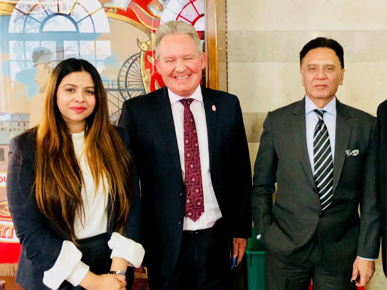 Chandigarh IT CEO Mission UK 2018