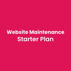 website-maintenance-starter